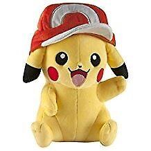 pikachu teddy wearing orange hat