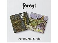 Two albums from 70s folk proggers Forest in one cd package.