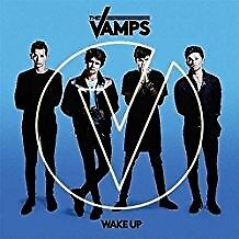 THE VAMPS WAKE UP INCLUDES A FREE CONCERT DVD