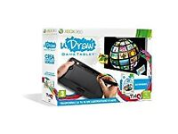 Xbox 360 uDraw Gametablet with 2 Games