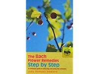 Bach Flower Remedy books