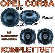 Opel Corsa B Lautsprecher