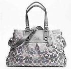 Coach Metallic Carryall