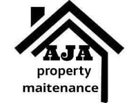 AJ A PROPERTY MAINTENANCE ALL JOBS UNDERTAKEN. NO JOB TO SMALL