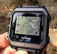 Garmin Epix GPS full map smart watch NEW