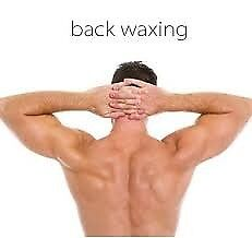 Chest and Back Waxing £10