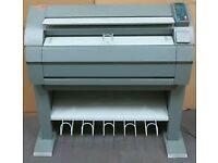 Large Wide Format A3 - A0 Plan Copier Printer