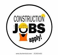 Experience Carpenters with other skills needed