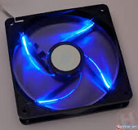 coolermaster 120mmfan blueled (5)minicasefans+120mm gold plated