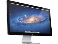"Apple 27"" Thunderbolt Display - Excellent Condition"