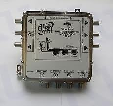 Dish Network Videopath  Multi-Dish Switch DP34 DP 34 West Island Greater Montréal image 1