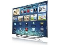 "55"" Samsung smart 3D TV model ue55es8000,selling it for £500 and price is negotiable."