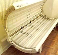 Sun Quest Tanning Bed