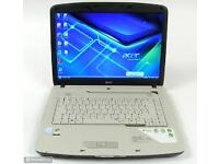 acer laptop 5315 white