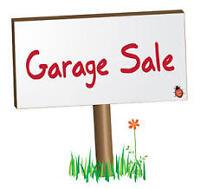 Garage Sale - GARDEN CITY