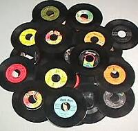 For Sale 45 r.p.m. Records