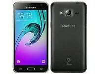 Samsung galaxy J3 (6)SM-J320V factory Unlock to all networks good use condition +Free sd card