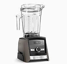 Vitamix Ascent Series Blender A3300-PEARL GRAY/ BRUSHED STAINLESS