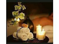 RELAX BE PAMPERED