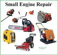 SMALL ENGINE REPAIR SERVICE & SALES