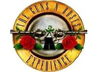 4 x GUNS N'ROSES TICKETS - SLANE CASTLE Gold section B - excellent tickets right next to the stage.