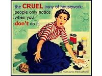 General Housework Cleaning Offered (Llangollen Area)