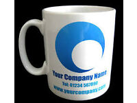 PROMOTIONAL MUGS FOR LOCAL COMPANIES
