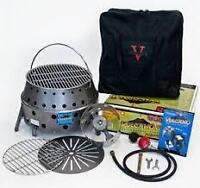 Volcano 2- Collapsible Stove/Grill.