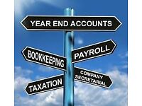 Self Assessment Tax Returns, Accounts, Book keeping, VAT, PAYE, CIS - Qualified accountants