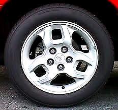 Rims off a 1997 Mitsubishi 3000gt