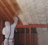 Insulation and Spray Foam