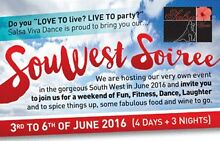 SouWest Soiree hosted by Salsa Viva Dance Joondalup Joondalup Area Preview