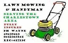 Lawnmowing & Handyman Service Charlestown Lake Macquarie Area Preview