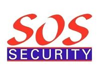 Security officers x 4 - YORK (Full & Part time)