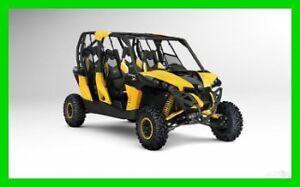 new can am maverick max x rs 1000 4 seater atv side x side 4x4 quad sand rail ebay. Black Bedroom Furniture Sets. Home Design Ideas