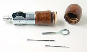 Sewing Awl Hand Kit leathercraft tools needles
