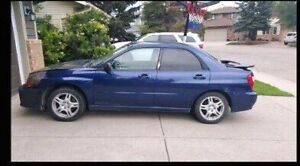 2003 subaru impreza RS bug eye parts or project