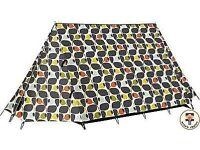Orla Kiely Traditional Tent, 2man,brand new