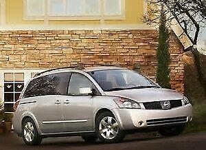 2006 Nissan Quest Special Edition SE Minivan, Van