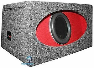 """12"""" JL W6 Subwoofer with enlosure"""