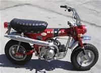Honda CT 70 or ST 90