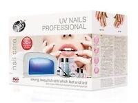 UV Nails kit by Rio - brand new