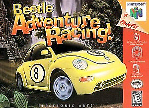 Looking for Beetle Adventure Racing N64