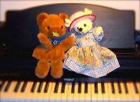 Cours de piano et éveil musical pour les 4/5 ans