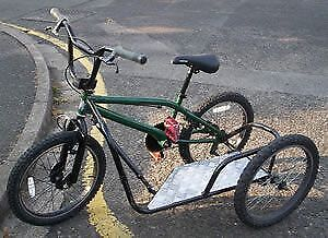 looking for broken or unwanted adult bikes for projects