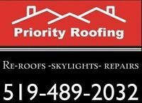 Ask All of Your Roofing Questions! Here to Help!