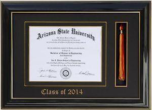 diploma frame ebay