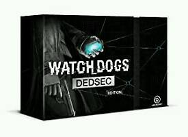 Watch dogs dedsec edition PS4 brand new sealed