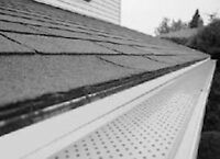 Eavestrough and roof repairs