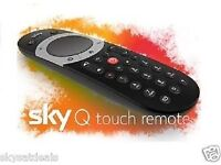 Sky Touch and Bluetooth remote